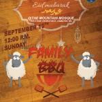 Eid BBQ party
