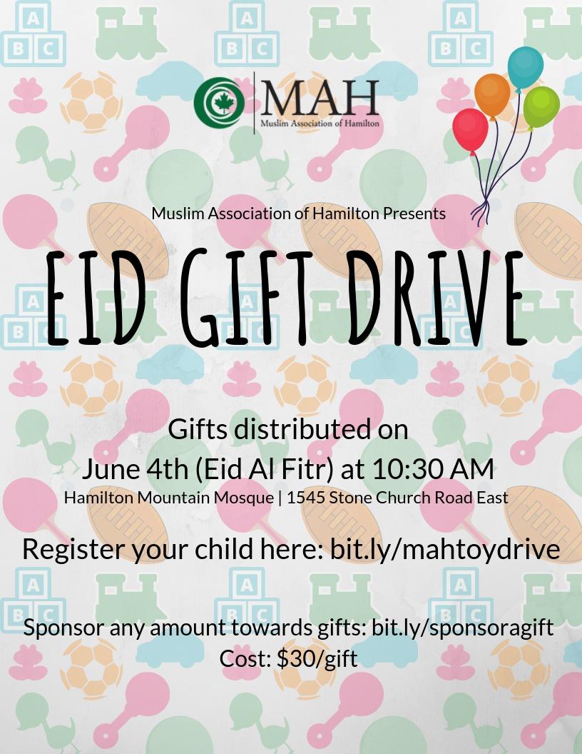 Eid Gift poster
