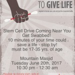 Stem Cell Drive_June 20th_MAH