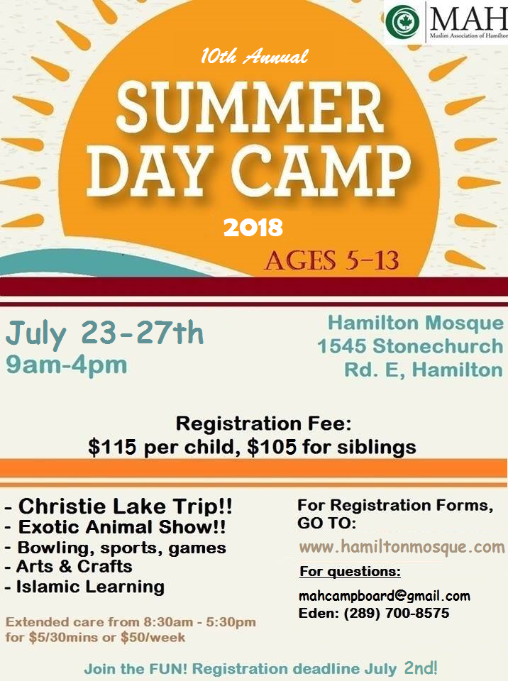Camp Poster 2018