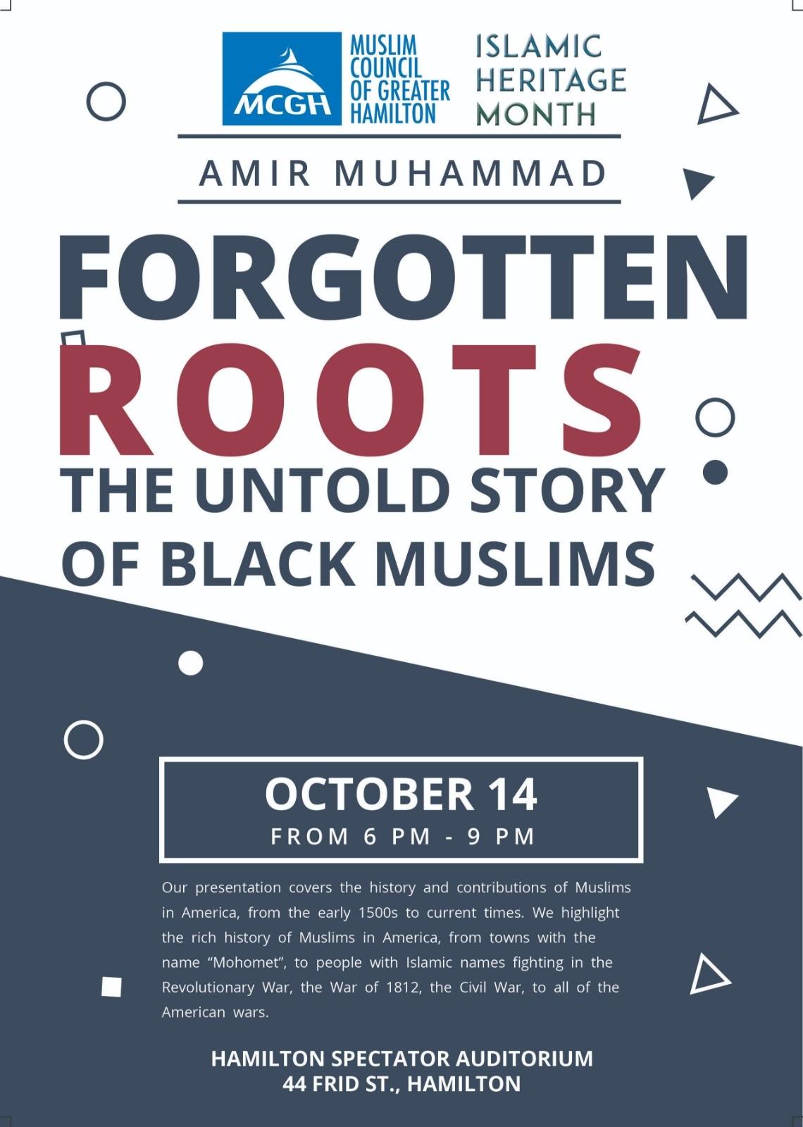 IHM - Amir Muhammad