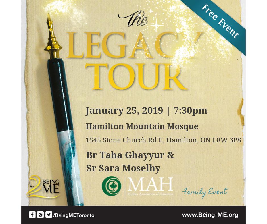 The Legacy Tour Jan 25, 2019