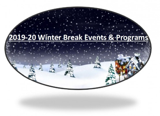 Winter 2020 programs