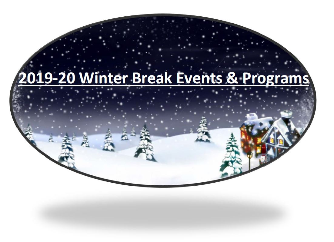 Winter 2020 programs